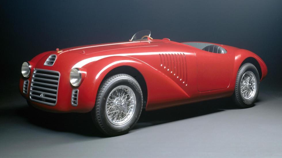 Ferrari 125 S clasico primer enzo