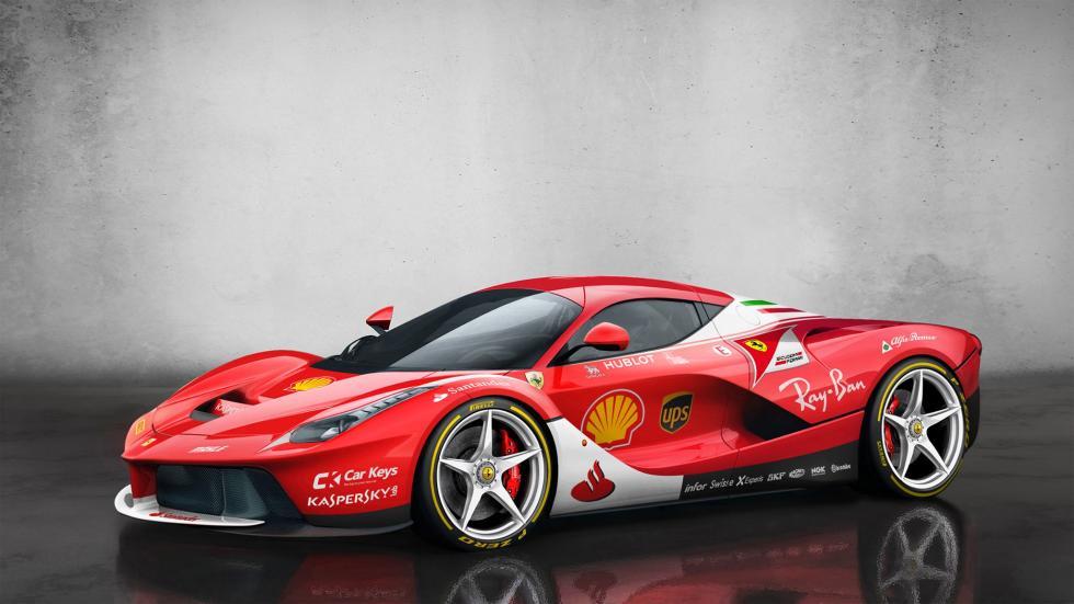 Ferrari LaFerrari Scuderia F1