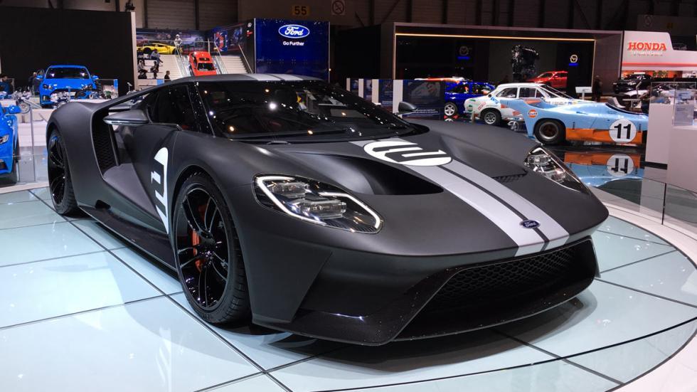 Ford GT 2017 Salón de Ginebra 2017