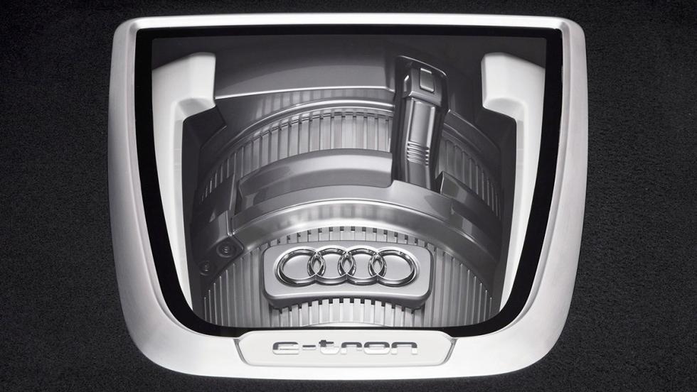 El glorioso motor Wankel - Audi A1 e-tron