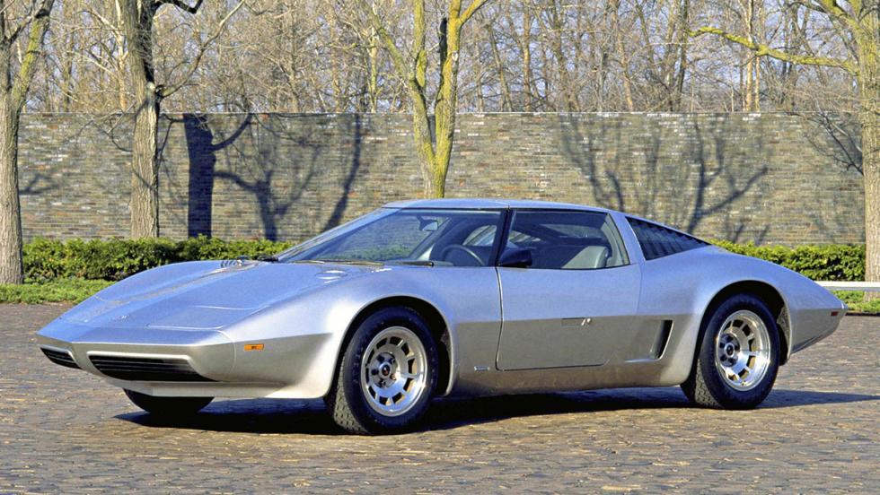 El glorioso motor Wankel - Chevrolet Aerovette