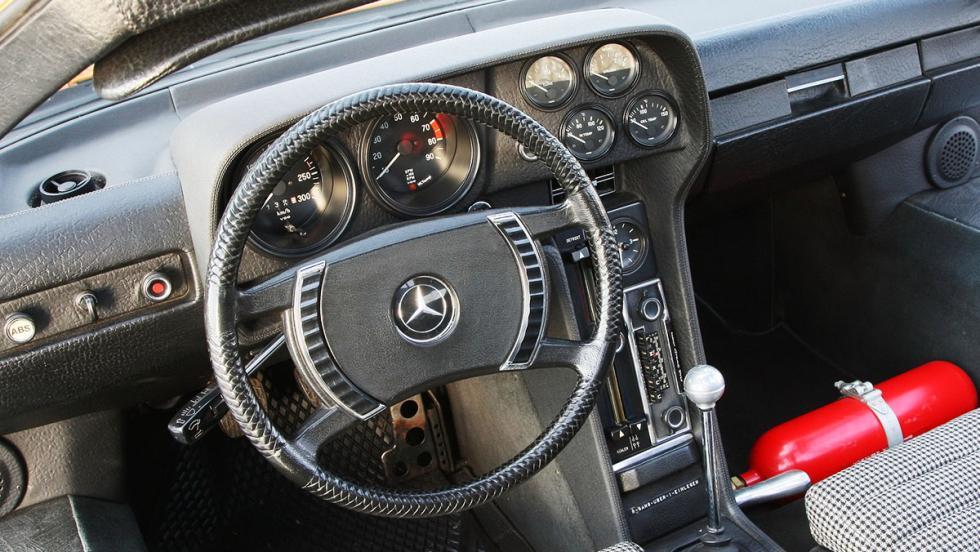 El glorioso motor Wankel - Mercedes-Benz C111