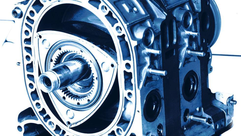 El glorioso motor Wankel