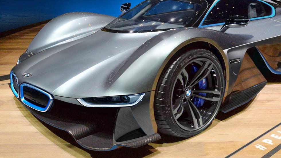 El hiperdeportivo de BMW