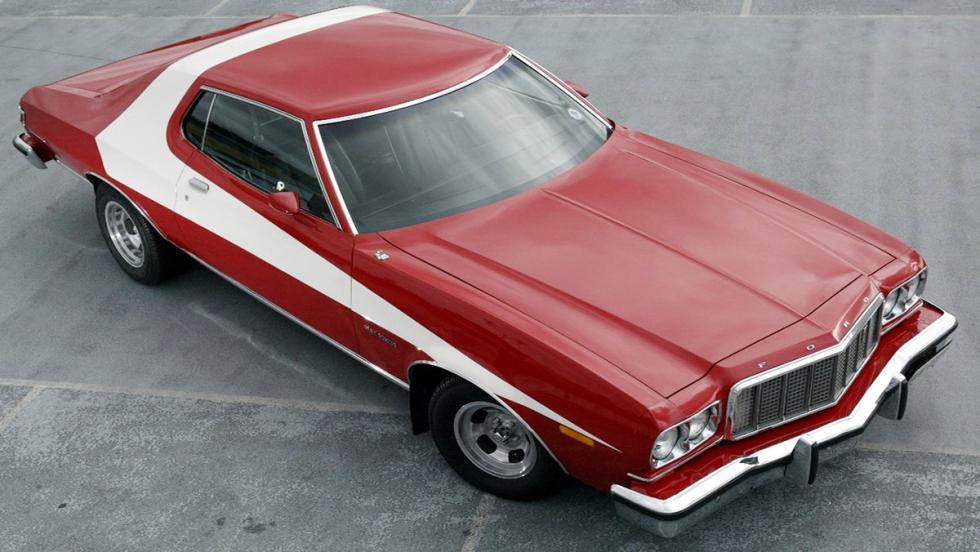 La historia del Ford Gran Torino - Fue la montura de Starsky y Hutch