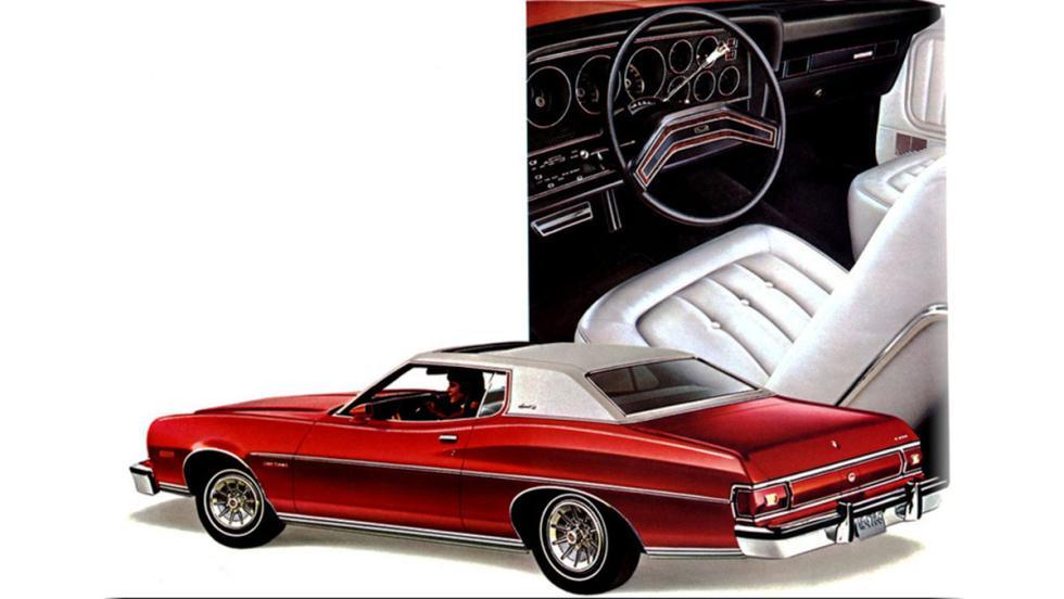 La historia del Ford Gran Torino - ... y vivió hasta 1976