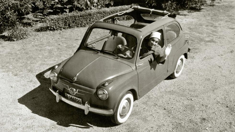 La historia del Seat 600 - Su bastidor se empleó en numerosas variantes distintas