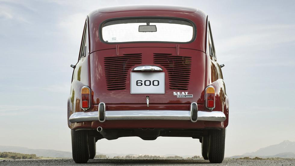 La historia del Seat 600 - Su producción cesó en 1973