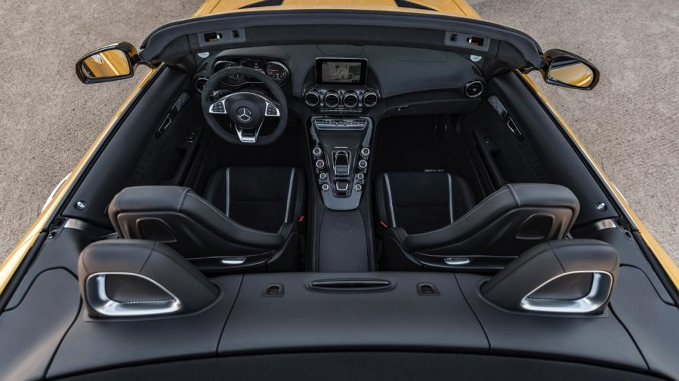 Interior Mercedes-AMG GT C Roadster
