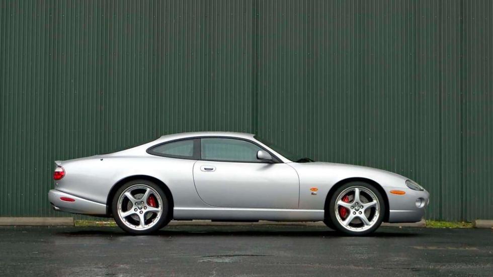 Jaguar XKR 2005