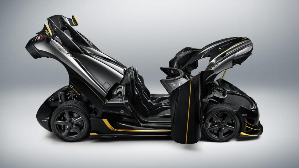 Koenigsegg Agera RS Gryphon (III)