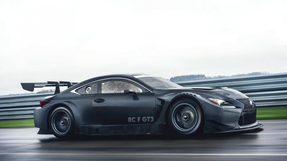 Lexus RC F GT3 2017 (V)