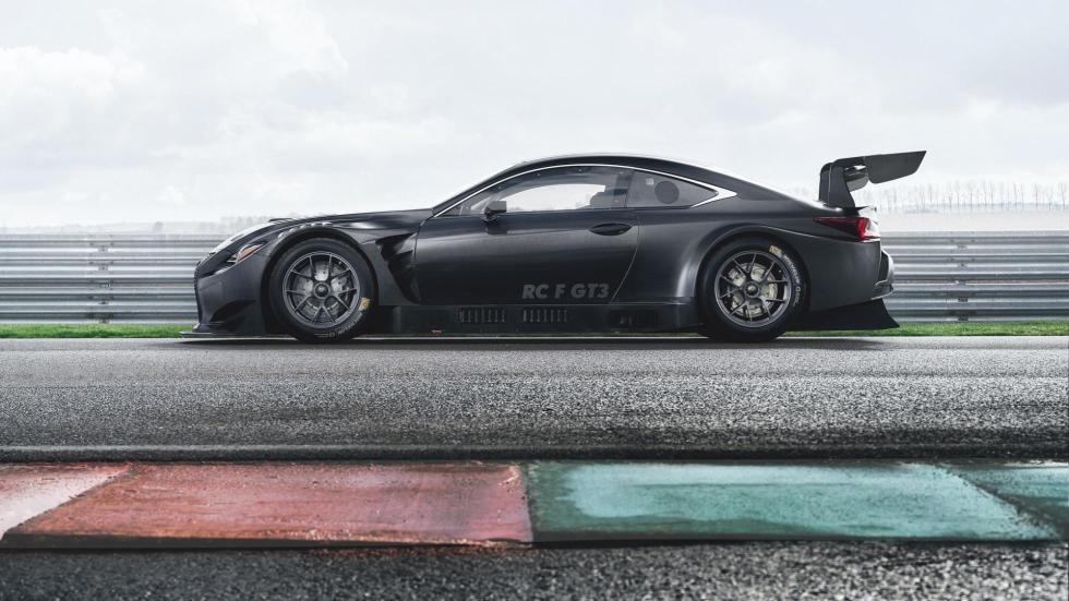 Lexus RC F GT3 2017 (VI)