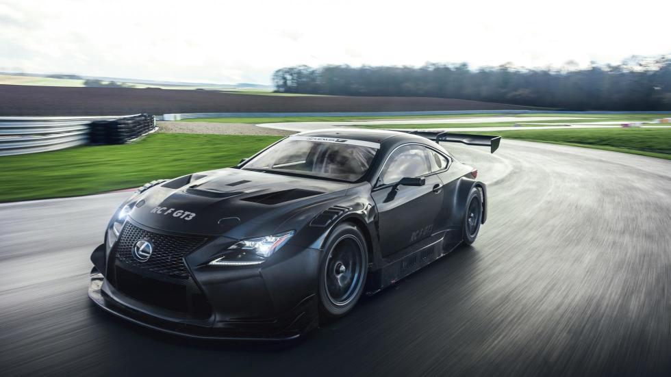 Lexus RC F GT3 2017 (XII)