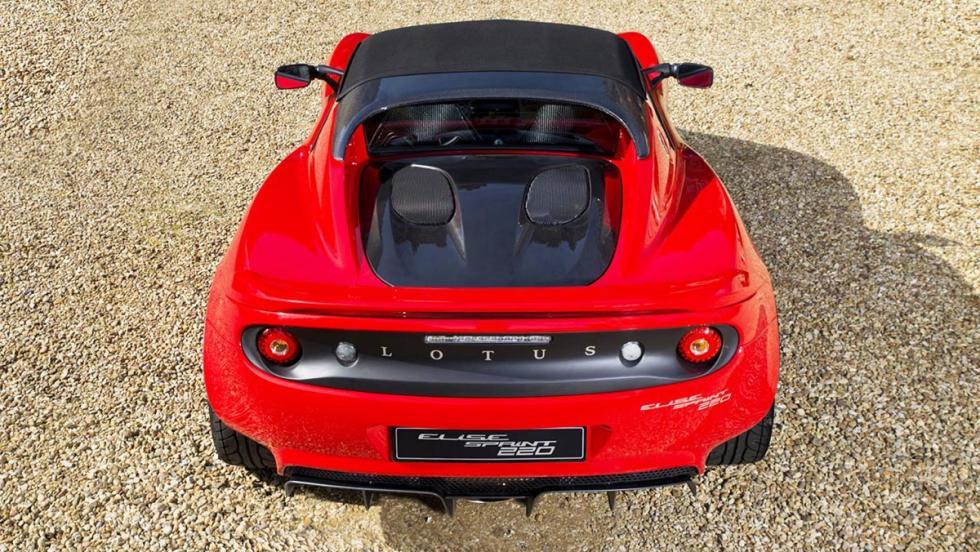 Lotus Elise Sprint