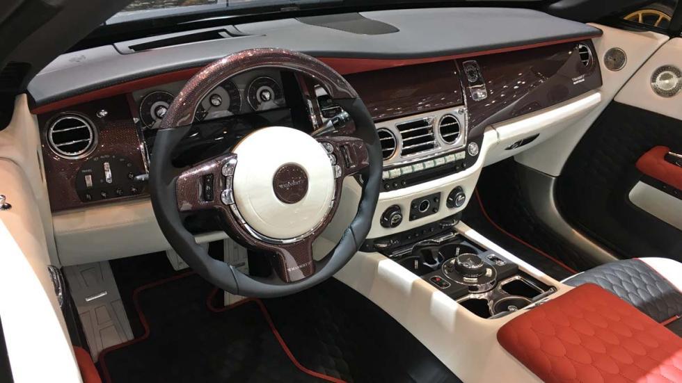 Mansory Rolls-Royce Dawn más feos del Salón de Ginebra