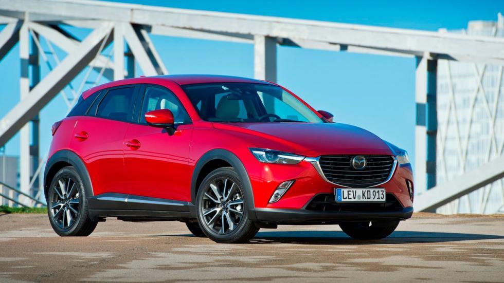 Mazda CX-3 delantera