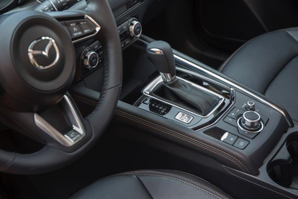 Mazda CX-5 2017 cambio