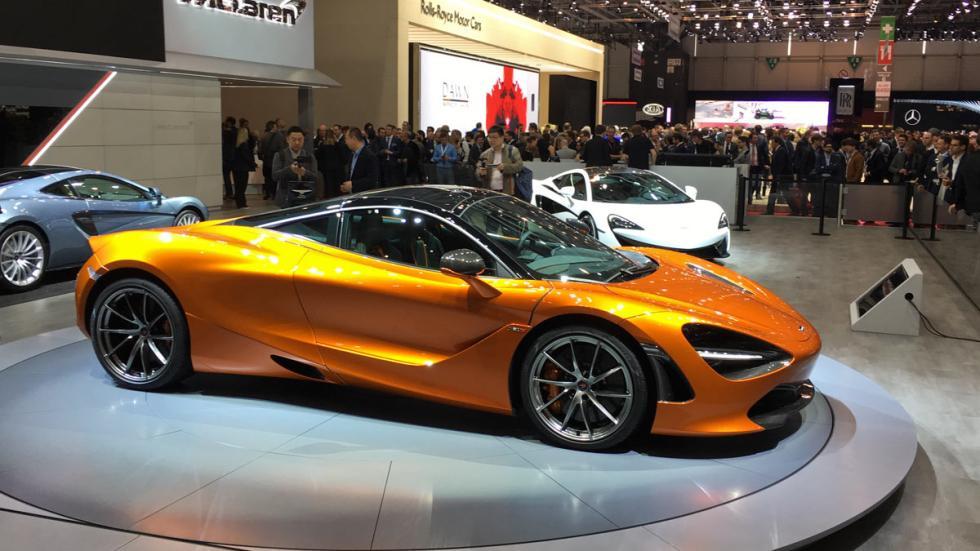 McLaren 720S Salón de Ginebra 2017