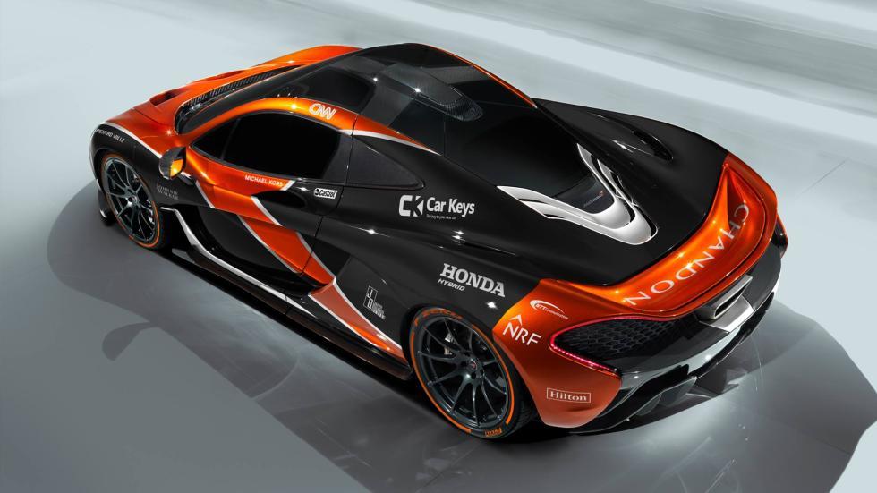 McLaren P1 F1 team