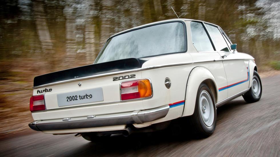 Los mejores BMW de la Historia - BMW 2002 Turbo