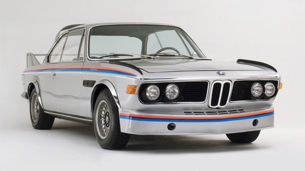 Los mejores BMW de la Historia - BMW 3.0 CSL