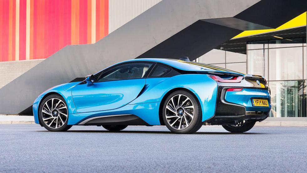 Los mejores BMW de la Historia - BMW i8
