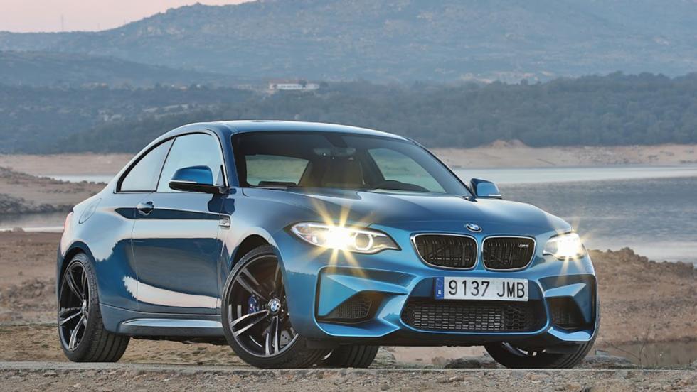 Los mejores BMW de la Historia - BMW M2