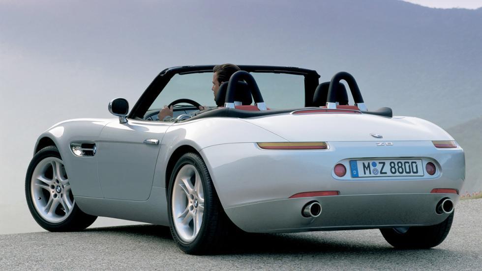 Los mejores BMW de la Historia - BMW Z8