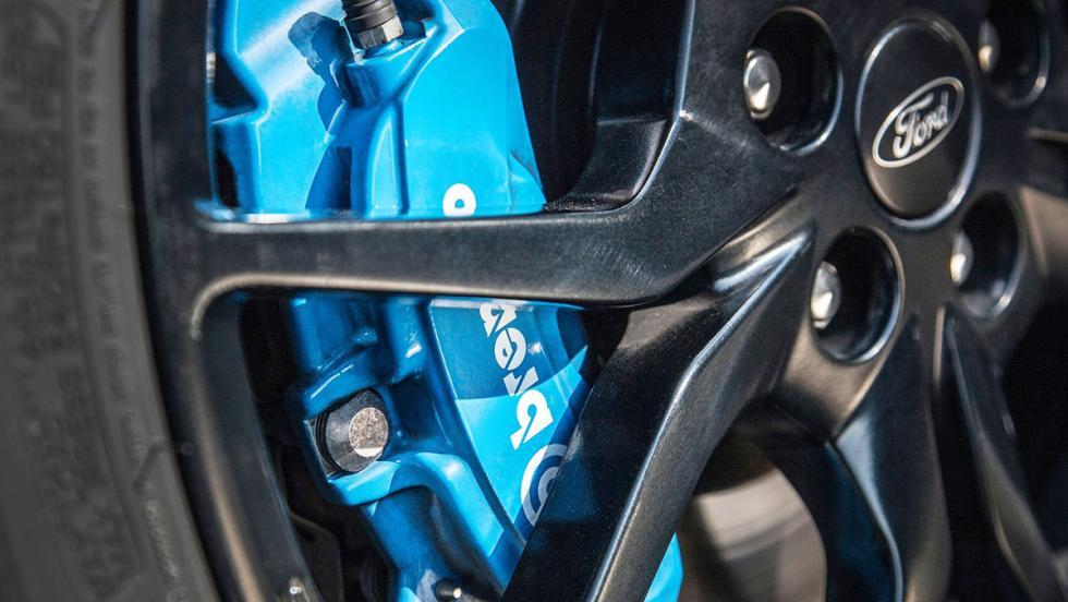 Los mejores coches para disfrutar de la primavera - Ford Focus RS