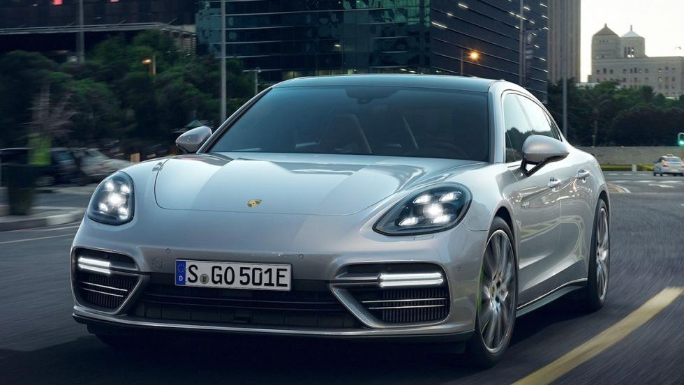 Los mejores coches para disfrutar de la primavera - Porsche Panamera Turbo S E-Hybrid