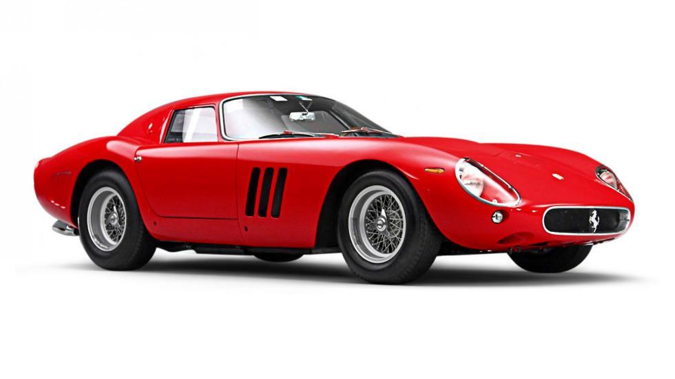 Mejores coches homologados: Ferrari 250 GTO