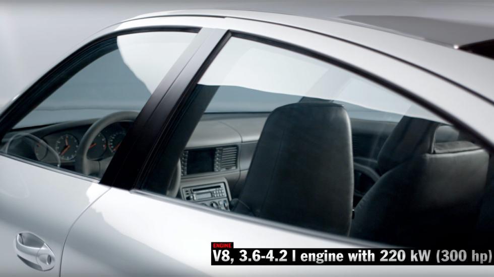 Mejores prototipos Porsche 989 Concept