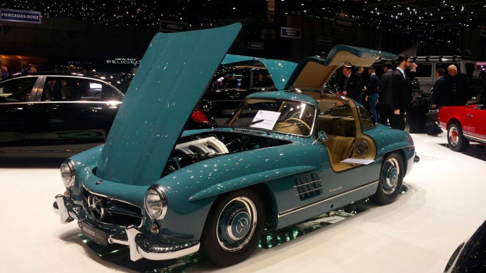 Mercedes 300SL Alas de Gaviota Brabus