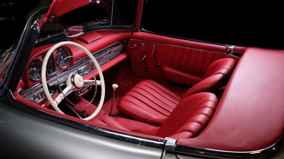 Mercedes 300SL Roadster a Subasta Auctions America