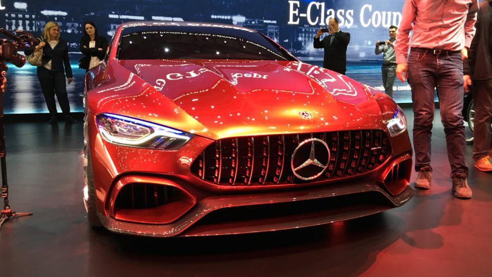 Mercedes-AMG GT Concept Salón de Ginebra