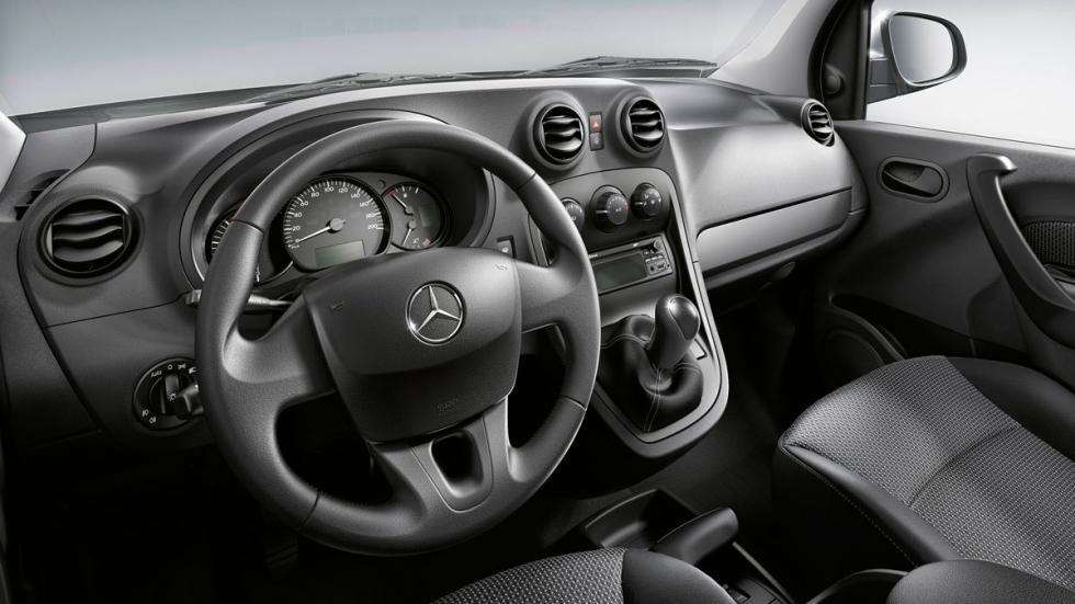 Mercedes Citan coches aburridos