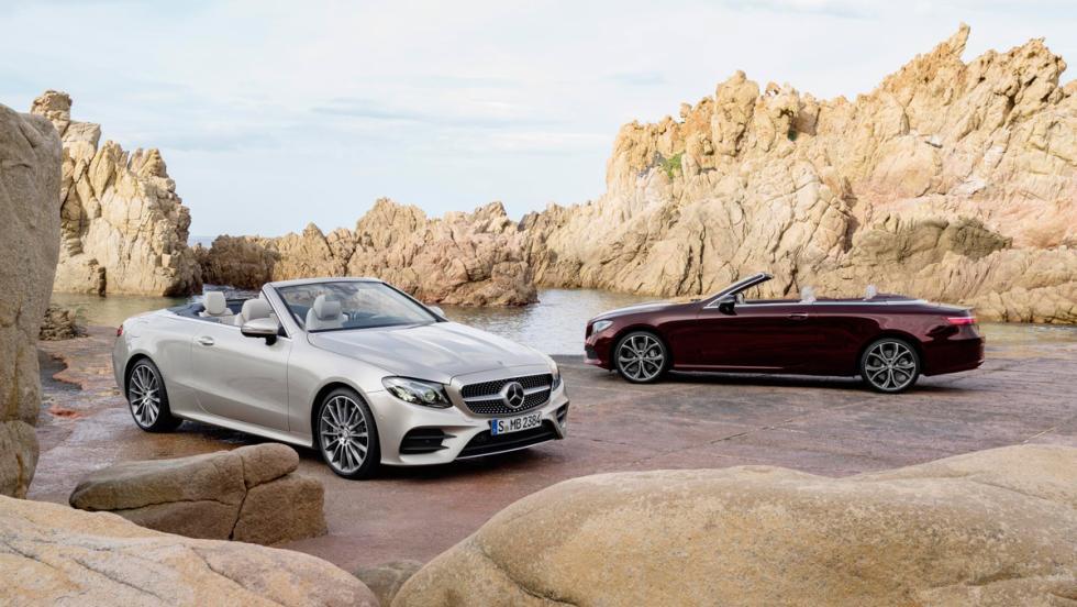 Mercedes Clase E Cabriolet 2017 (I)
