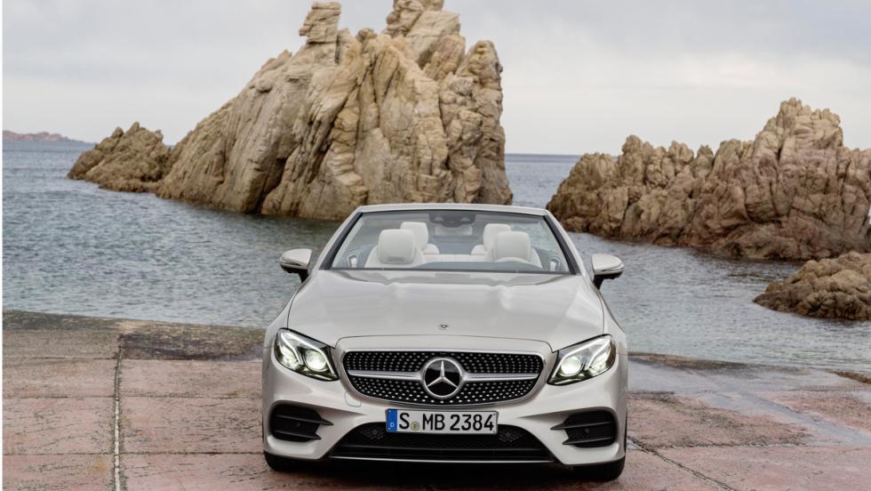 Mercedes Clase E Cabriolet 2017 (IX)