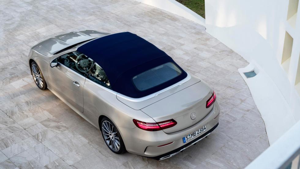 Mercedes Clase E Cabriolet 2017 (VII)