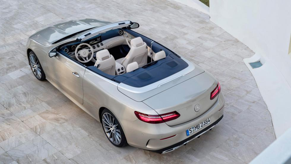 Mercedes Clase E Cabriolet 2017 (VIII)