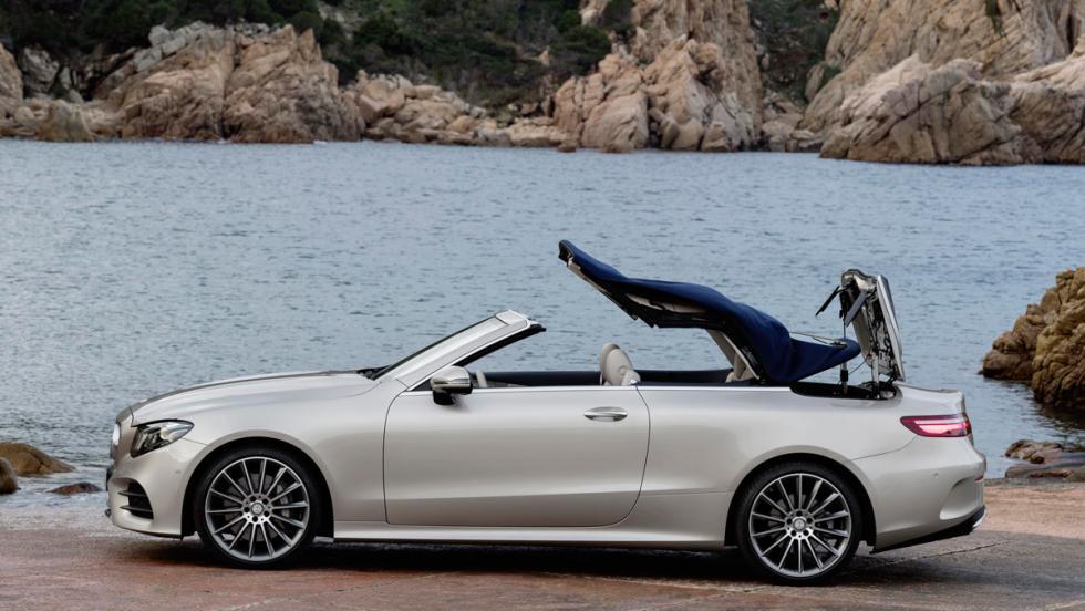 Mercedes Clase E Cabriolet 2017 (X)