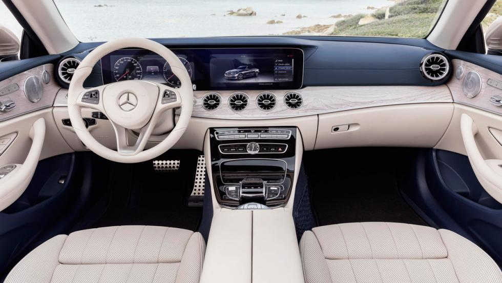 Mercedes Clase E Cabriolet 2017 (XIII)