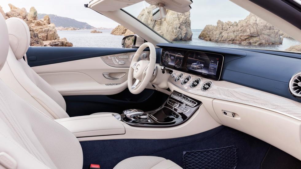 Mercedes Clase E Cabriolet 2017 (XV)