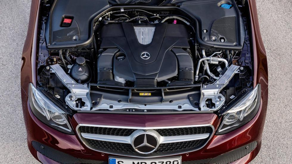 Mercedes Clase E Cabriolet 2017 (XVI)