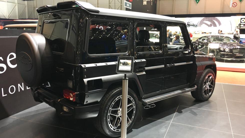 Mercedes Clase G Chelsea Trucks Khan