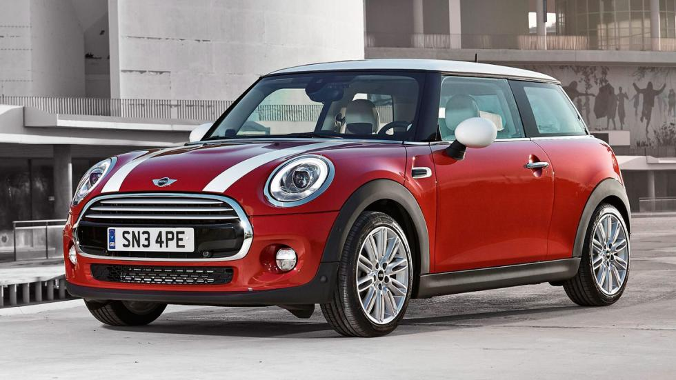 Mini Cooper diesel normal
