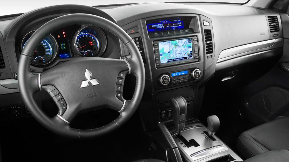 Mitsubishi Montero robusto