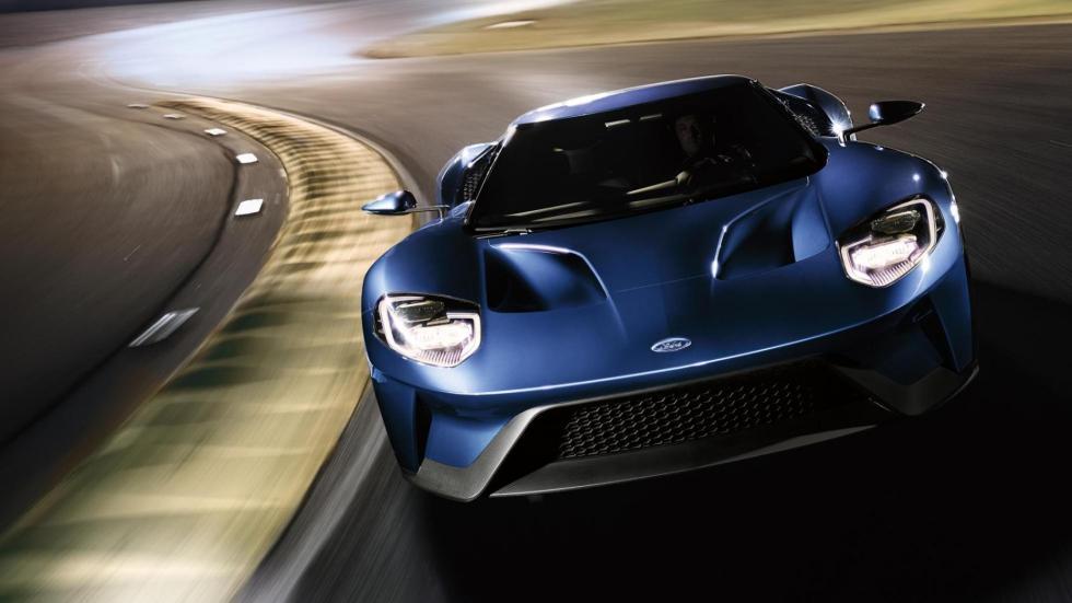 Modos de conducción Ford GT (IV)