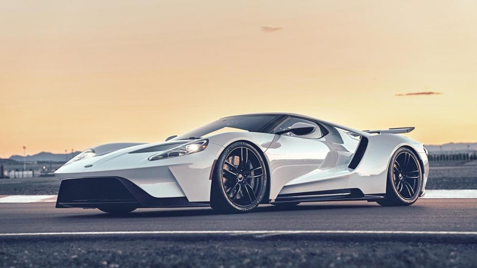Modos de conducción Ford GT (V)